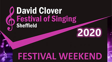 Welcome   David Clover Festival of Singing